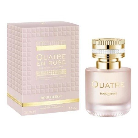 Boucheron Quatre En Rose Florale woda perfumowana spray 30ml