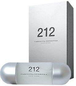 Carolina Herrera 212 Woman Woda toaletowa  60ml