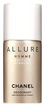 Chanel Allure Homme  Edition Blanche dezodorant w sprayu 100ml