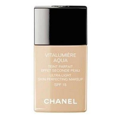 Chanel Vitalumiere Aqua Ultra-Light Skin Perfecting Makeup - Podkład nr 30 Beige