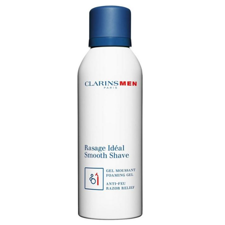 Clarins Men Smooth Shave Foaming Gel Żel-Pianka do golenia 150ml