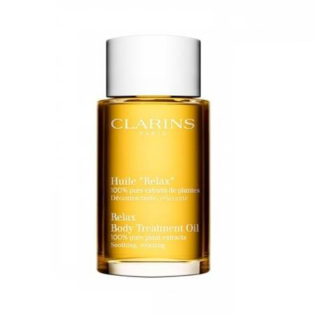 Clarins Relax Body Treatment Oil - relaksujący olejek do ciała 100ml
