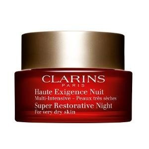 Clarins  Super Restorative Night krem na noc do cery suchej 50ml   +  G  R  A  T  I  S  :  PRÓBKA KREMU CLARINS 5 ML ! ! !