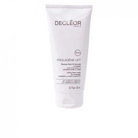 Decleor Lifting Flash Mask For Massage maska wypełniająco-liftingująca Lawenda & Irys 200ml
