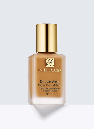 Estee Lauder Double Wear Stay-In-Place Makeup 4W1  Honey Bronze - Podkład 30ml   +  G  R  A  T  I  S  :  P R Ó B K A   _  C L A R I N S  !