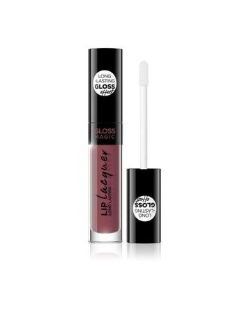 Eveline Gloss Magic Lip Lacquer pomadka do ust w płynie 12 Charming Mauve 4.5ml