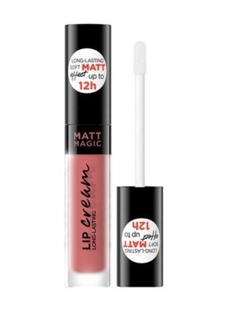 Eveline Matt Magic Lip Cream pomadka do ust w płynie 05 Lovely Nude Rose 4.5ml