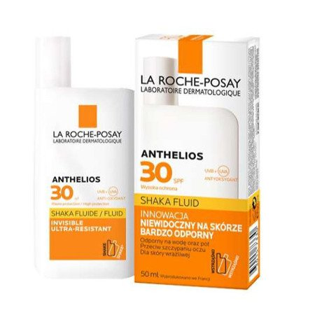 La Roche Posay Anthelios SPF 30 Shaka Fluid lekki fluid do twarzy 50 ml